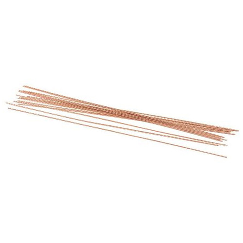 """CH Hanson 27915 10"""" Two-Ply Annealed Wire 100ct"""