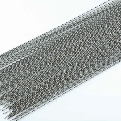 """CH Hanson 27917 12"""" Galvanized Tag Wires 100ct - Lead Dies Sold Separately"""
