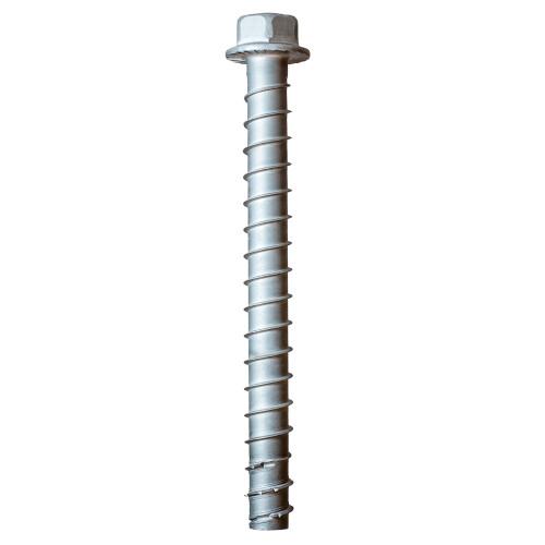 """Simpson Strong-Tie TTN225134HR200 1//4/"""" x 1-3//4/"""" Titen Masonry Screw Hex Head"""