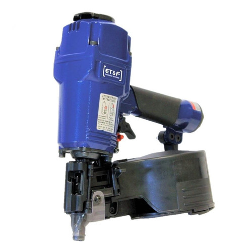 ET&F Fastening E45 Siding, Steel-to-Steel and Gypsum Board Nailer (Sequential Fire)