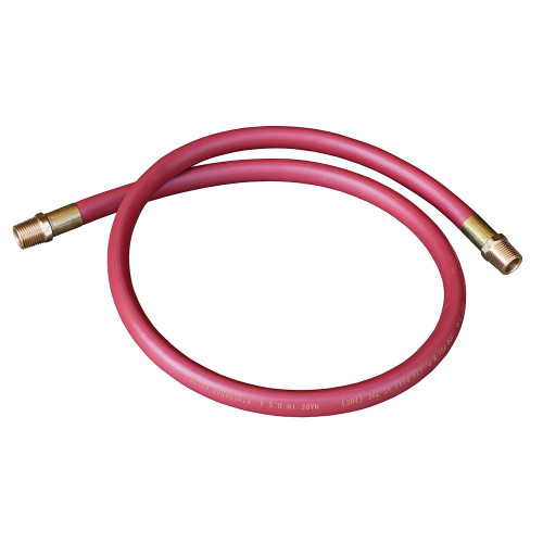 S601020-4 – 1/2 in. x 4 ft. Air/Water Inlet Hose