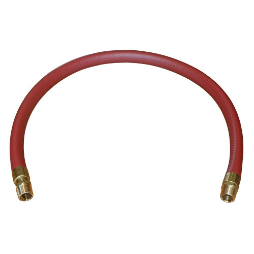 S601034-7 – 3/4 in. x 7 ft. Air/Water Inlet Hose