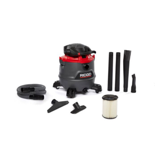 RIDGID 62723 16 Gallon NXT Wet/Dry Vac with Detachable Blower, RT1600