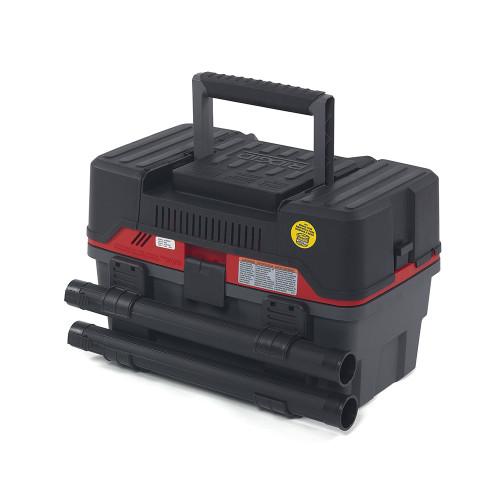 RIDGID 50318 4500RV 4.5 Gal Red ProPack Wet/Dry Vac