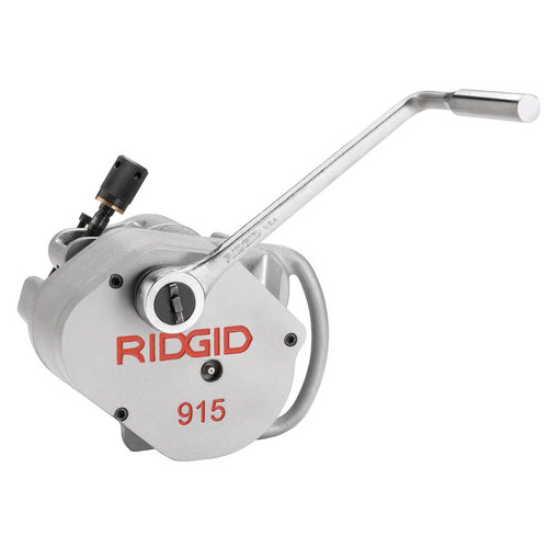 RIDGID 88232 915 Lightweight Manual Pipe Roll Groover