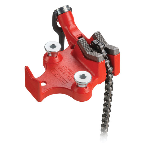 "RIDGID 40205 BC510 Top Screw Bench Chain Vise, 1/8"" - 5"""