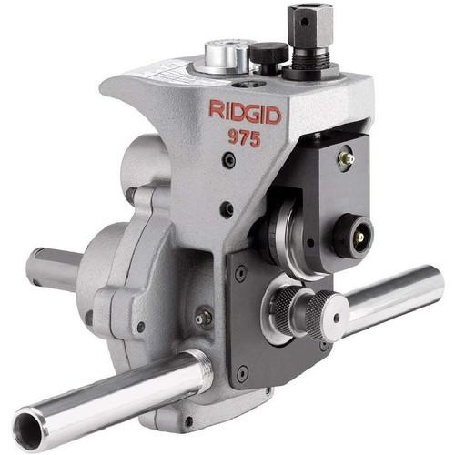 "RIDGID 25638 Model 975 Combo Roll Groover 1-1/4""-6"""