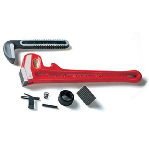RIDGID 31725 Pipe Wrench Replacement Heel Jaw & Pin for 4A502 Pipe Wrench, 36""