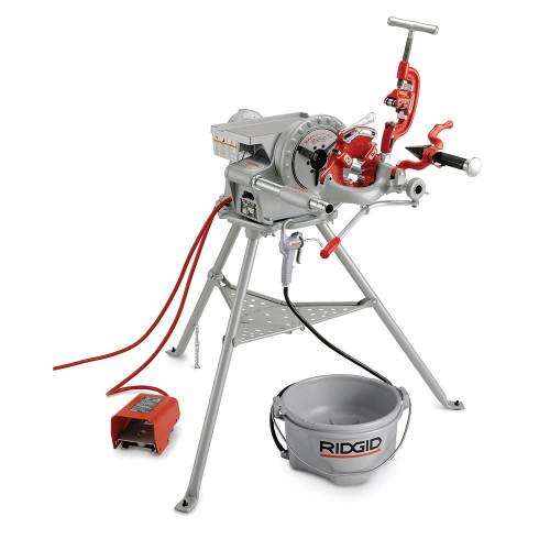 RIDGID 15682 300 Complete (38 RPM) Pipe Threading Machine