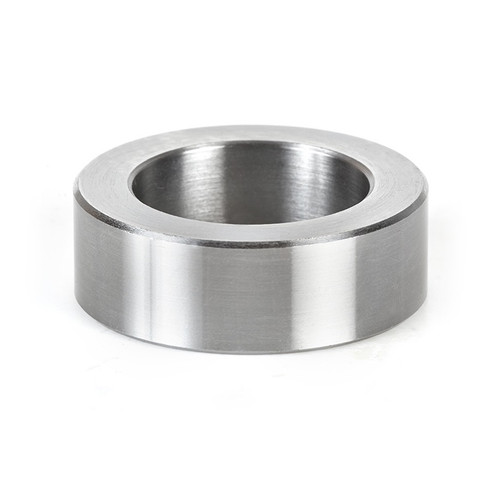 Amana 67233 High Precision Steel Spacer (Sleeve Bushings) 1-1/2 Dx 1/2 Height for 1 Spindle Shaper Cutters