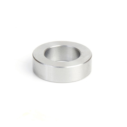 Amana 67226 High Precision Steel Spacer (Sleeve Bushings) 1-1/4 Dx 3/8 Height for 3/4 Spindle Shaper Cutters