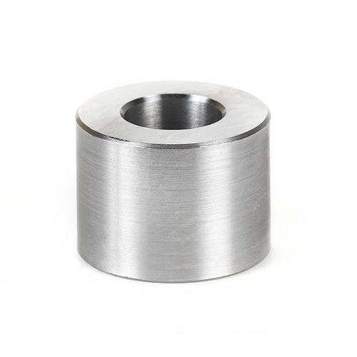 Amana 67223 High Precision Steel Spacer (Sleeve Bushings) 1 Dx 3/4 Height for 1/2 Spindle Shaper Cutters