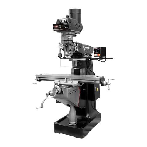 JET 894305 EVS-949 Mill with X, Y-Axis JET Powerfeeds