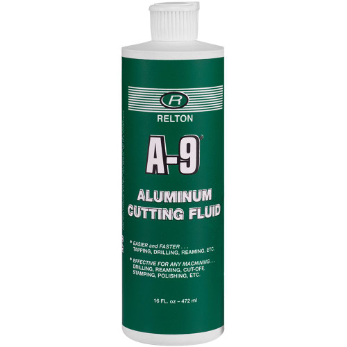 RELTON PNT-A9 Aluminum Cutting and Drilling Fluid, Pint