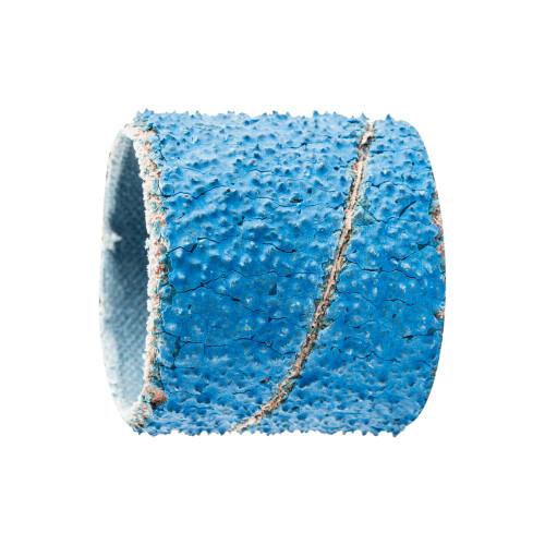 100pk Ox INOX 36 PFERD 41419 1-3//4 x 1-1//8 Spiral Band Cylindrical Type Alu