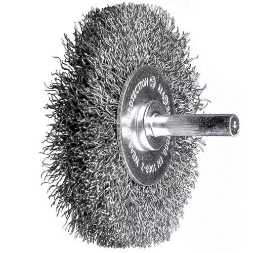 """STEEL Type 27 10 pk PFERD 60017 7/"""" x 1//4/"""" Grinding Wheel 5//8-11 A 24 R PSF"""