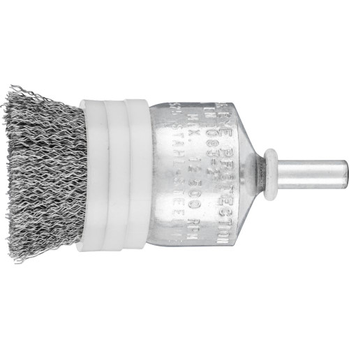 PFERD 1//2 Banded Crimped Wire END Brush 10//Each 83007