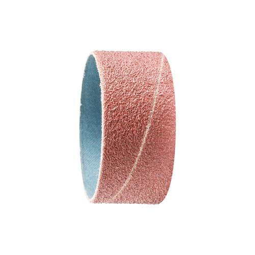 100pk PFERD 41297 2-3//8 x 1-1//8 Spiral Band Cylindrical Type Aluminum Oxide