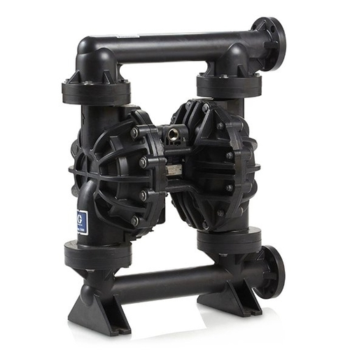 GRACO 653548 Husky 2200 PVDF Pump PP Center Section PVDF Seats PTFE Balls & SP Diaphragm