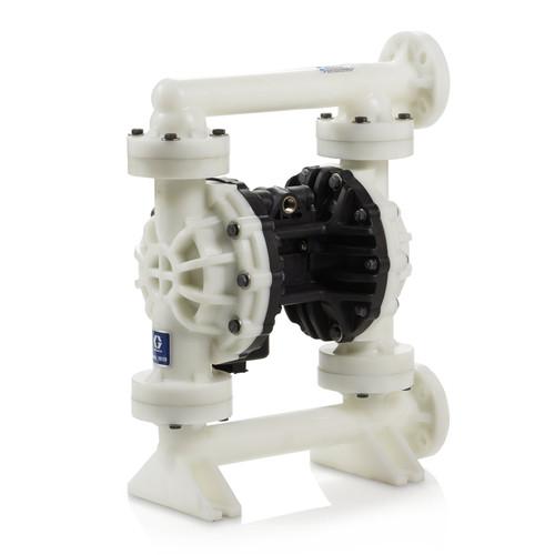 GRACO 654510 Husky 15120 PP Pump End Flange PP Center Section PP Seats FKM Balls & PO Diaphragm