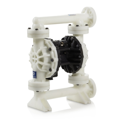 GRACO 654502 Husky 15120 PP Pump Center Flange PP Center Section PP Seats FKM Balls & FKM Diaphragm