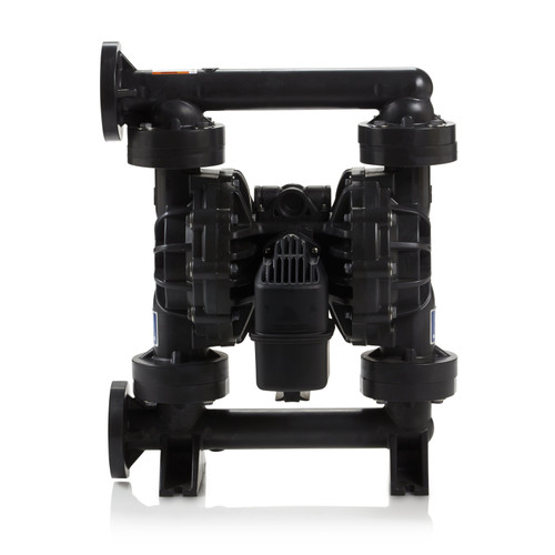 GRACO 654540 Husky 15120 PVDF Pump PP Center Section SS Seats FKM Balls & PO Diaphragm
