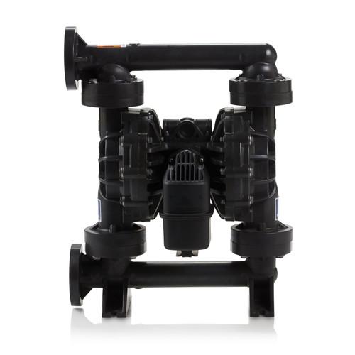 GRACO 654539 Husky 15120 PVDF Pump PP Center Section SS Seats FKM Balls & FKM Diaphragm
