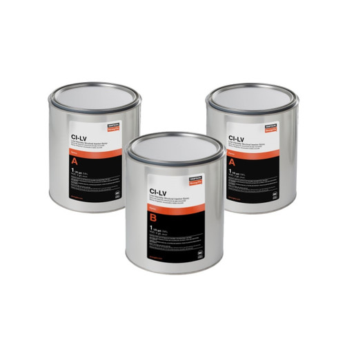 Simpson Strong-Tie CILV3KT CI-LV Low-Viscosity Epoxy 3-Gallon Bulk Kit