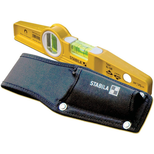 "STABILA 30003 Holster For 10"" Torpedo Levels"