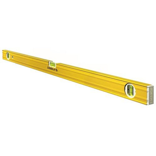 STABILA 29048 Type 80 AS-2 Spirit Level, 48""