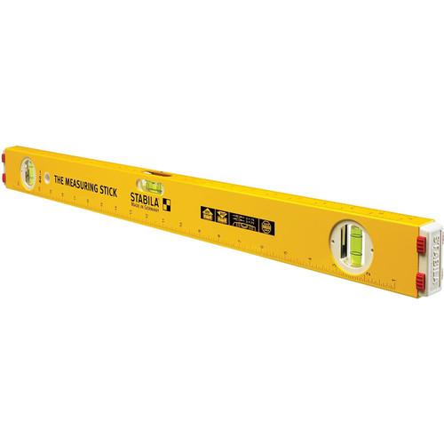 "STABILA 29124 Type 80A-2 Measuring Stick Level, 24"""