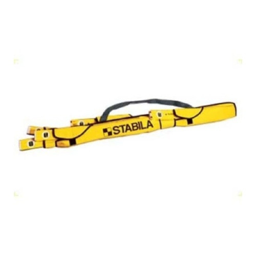 """STABILA 30015 Torpedo Level Carrying Case fits 10, 16, 24, 32, and 48"""" Levels"""