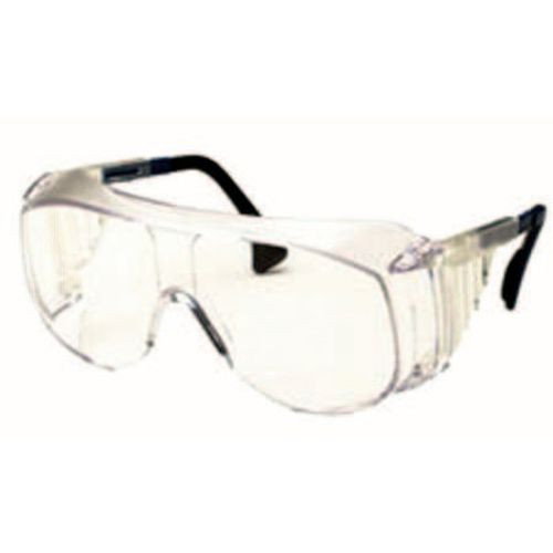 Honeywell S0113 Ultra-spec Over-The-Glass Goggles, Gray Lens, Anti-Scratch, HC, Gray Frame