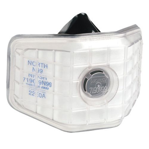 Honeywell 7190N99 Particulate Reusable Welding Respirators, Half Facepiece, One Size
