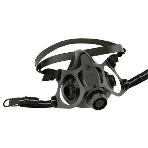 Honeywell 770030L 7700 Series Half Mask Respirators, Large