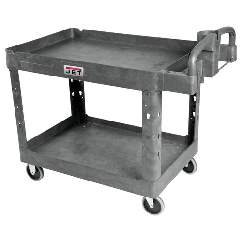 JET 141016 PUC-4325 Resin Utility Cart