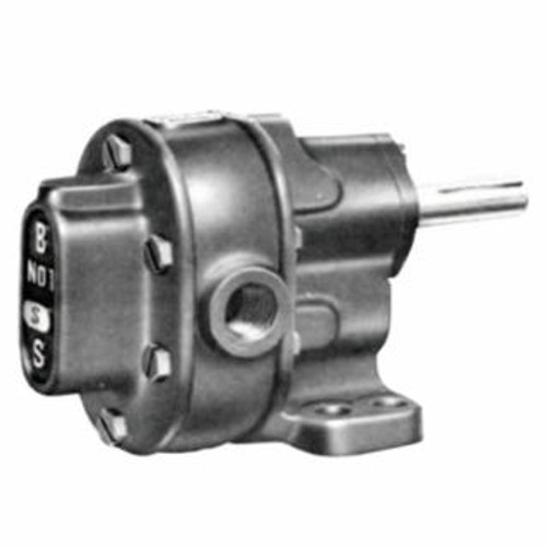 "BSM Pump 713-2-1 B-Series Pedestal Mount Gear Pumps, 1/2"", 9.4 gpm, 200 PSI, No Valve, CW/CCW"