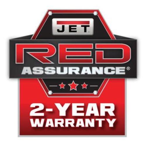 "JET 161003 PT-1636JA 16"" x 36"" 5,500 LB Capacity Pallet Truck"