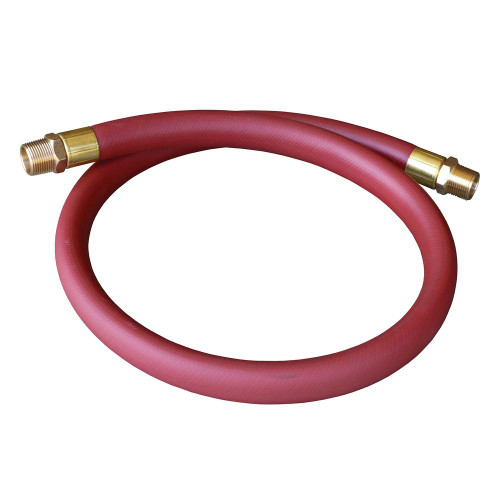 """Reelcraft S601027-10 - 1"""" x 10 ft. Low Pressure Air/Water Hose"""
