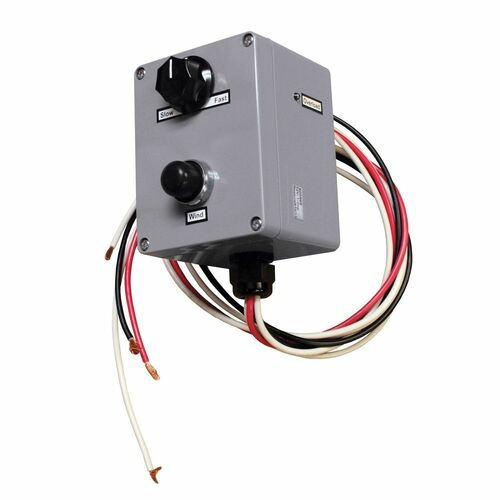 Reelcraft 600868 - Push Button Switch with Speed Control