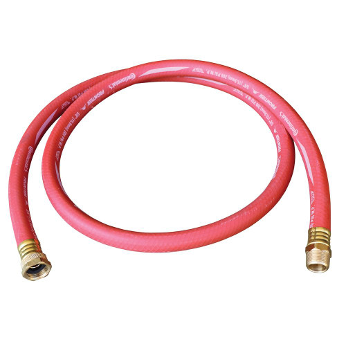 """Reelcraft 601048-6 - 5/8"""" x 6 ft. Air/Water Inlet Hose"""