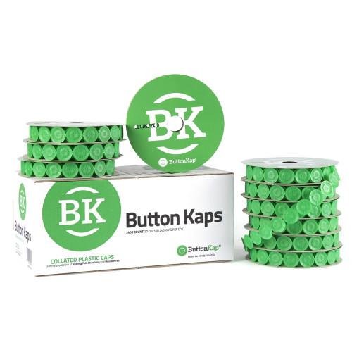 ButtonKap PG78242 Round Caps, 2400ct