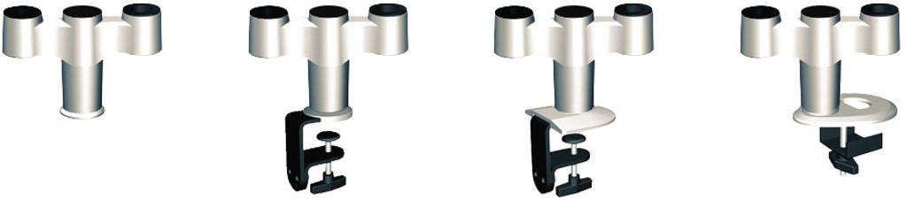 SpaceArm-Dual Monitor Arm Desk Mounts