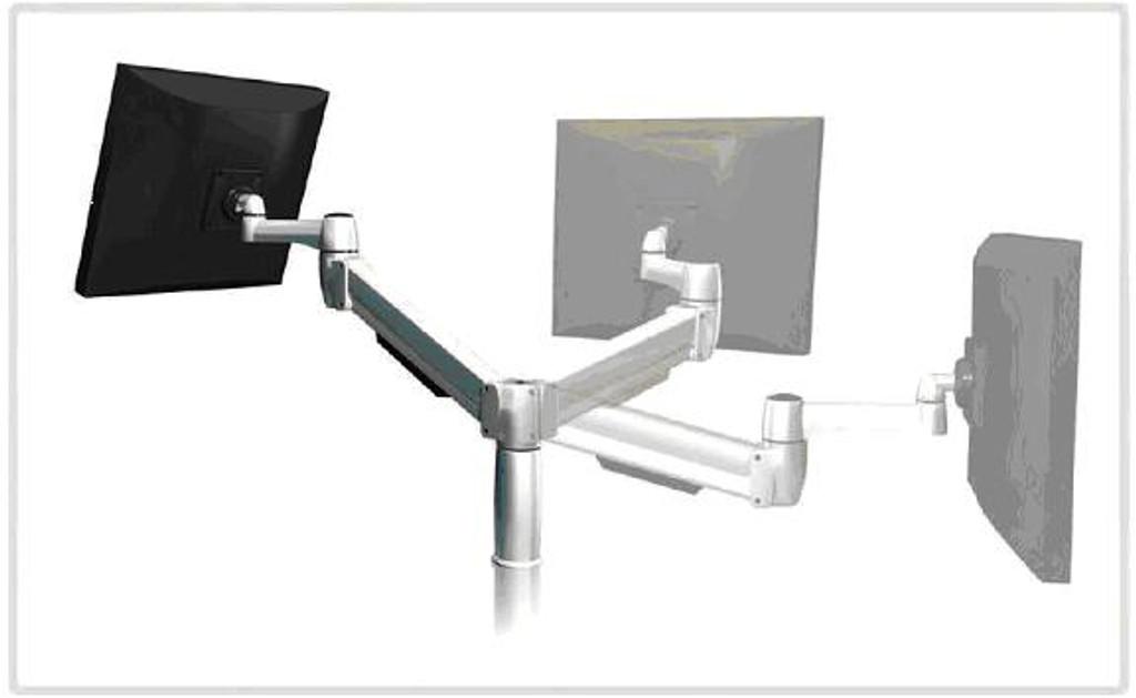 SpaceArm-Dual Monitor Arm