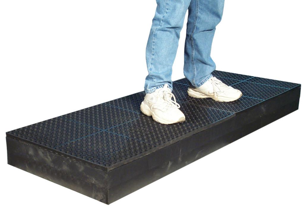 Platform with Add-A-Mat black