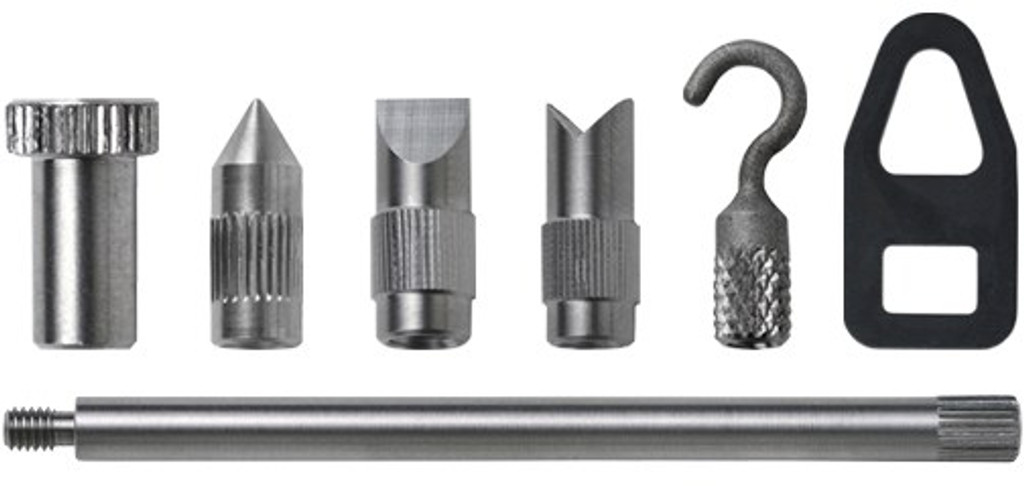 FGE-XY Digital Force Gauge attachments