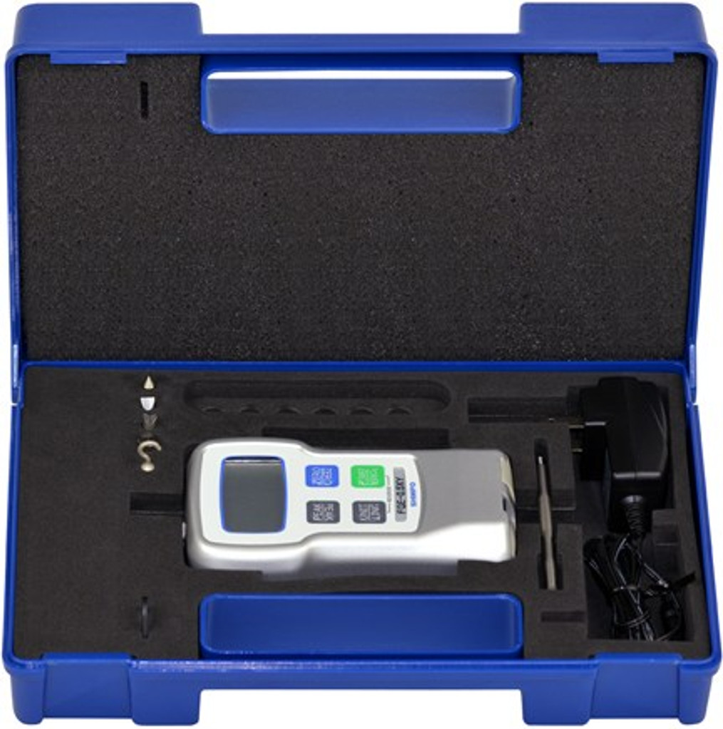 FGE-XY Digital Force Gauge with case