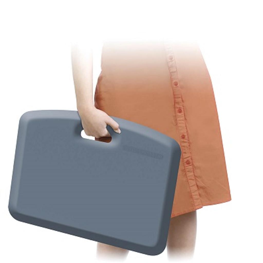 CompanionMat Portable Anti-Fatigue Mats in Use