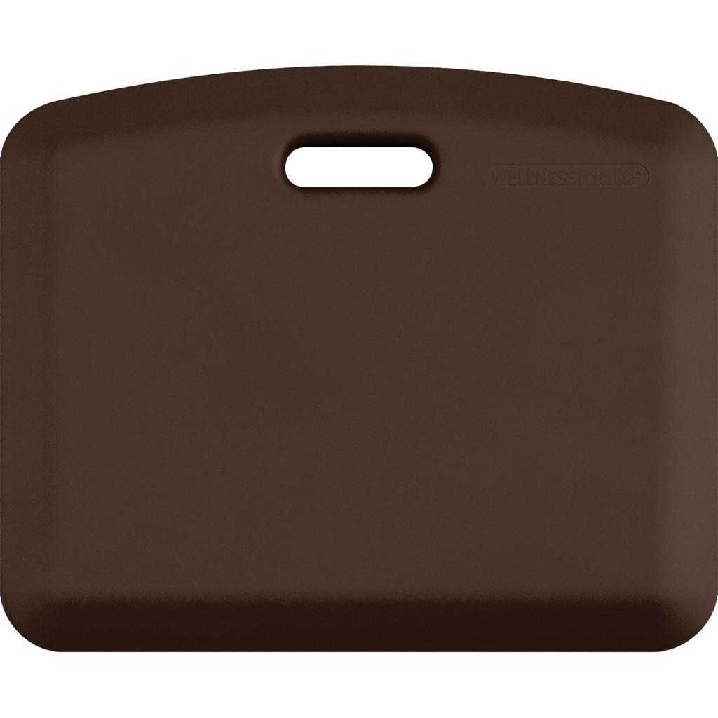 CompanionMat Portable Anti-fatigue Mat in Brown