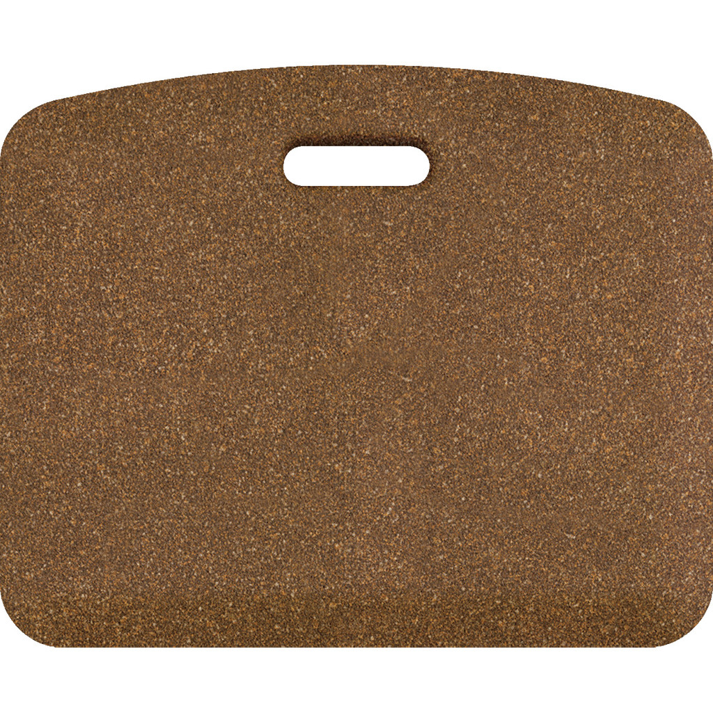 CompanionMat Portable Anti-fatigue Mat in Mosaic Copper
